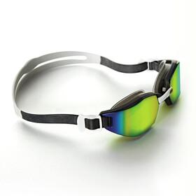 Zoggs Ultima Air Okulary pływackie Tytan, black/grey/titanium
